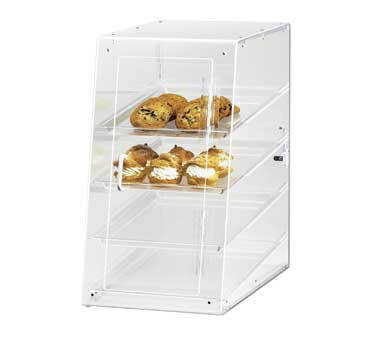 Cal-Mil 1012-S Four Tier U-Build Classic Self Serve Pastry Display Case