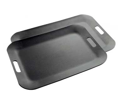 Cal-Mil 1058-1-13 Classic Black Room Service Tray, 24-5/8