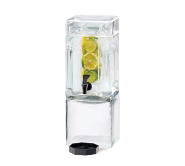 Cal-Mil 1112-1 Glass Beverage Dispenser 1.5 Gallon