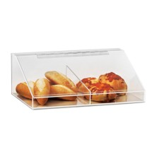 Cal-Mil 1201 Clear Display Case / Bin Topper 18-1/2