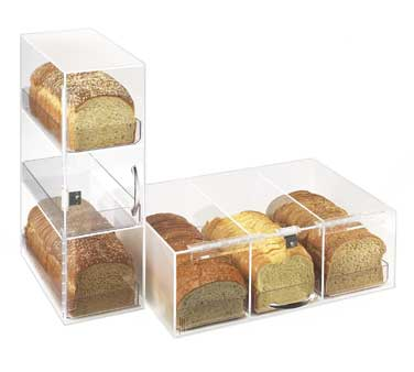 Cal-Mil 1204 3 Level Bread Box, 7