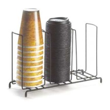 Cal-Mil 1229 Iron Cup / Lid Organizer 13