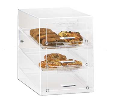 Cal-Mil 124 Self-Serve Front Door Acrylic Display Case