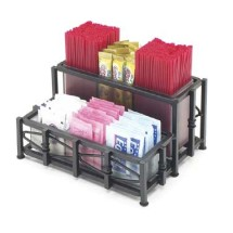 Cal-Mil 1252 Iron Condiment Packet Organizer