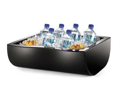 Cal-Mil 1256-13 Insulated Acrylic Ice Display Bin