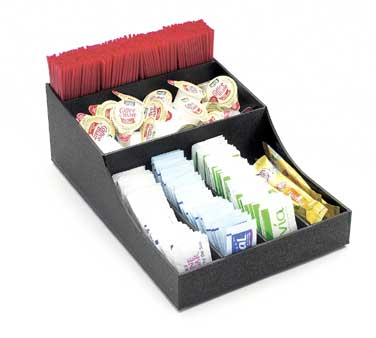 Cal-Mil 1259 Coffee Condiment Organizer 8