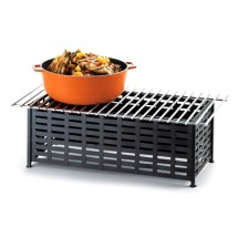 Cal-Mil 1361-22 Lattice Style Rectangular Chafer Alternative 22