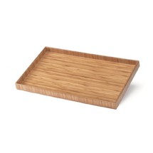 Cal-Mil 1367-12-60 Bamboo Tray Insert, 12