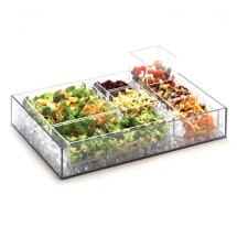 """Cal-Mil 1398-12 Cater Choice Clear Housing 32"""" x 24"""""""