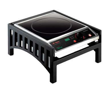 Cal-Mil 1414-V-13 Bridge Style Cook-N-Serve Induction Frame for Vollrath 59500