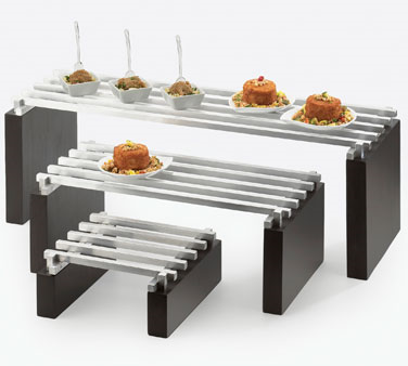 Cal-Mil 1437-11-96 Midnight Grill Top Riser, 10