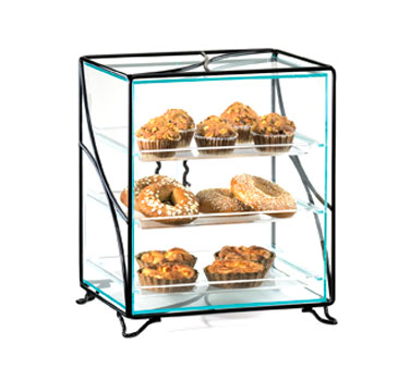 Cal-Mil 1501-13 Wire Frame Dual-Service Display Case