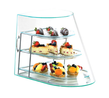 Cal-Mil 1505-3 Elite Three Tier Acrylic Display Case