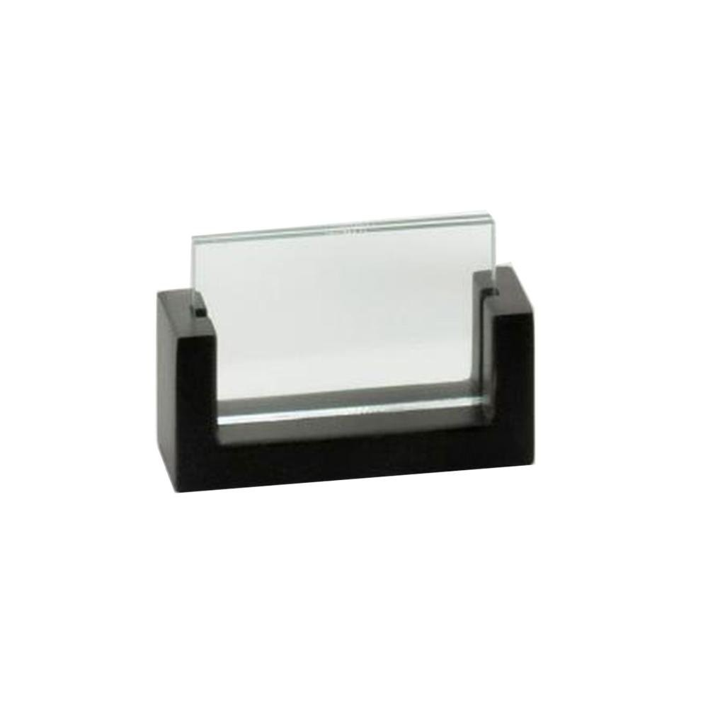 Cal-Mil 1510-32-96 Midnight U-Frame Menu / Card Holder, 3-1/2