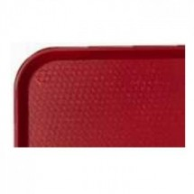 Cambro 1014FF416 Tray in Cherry Red