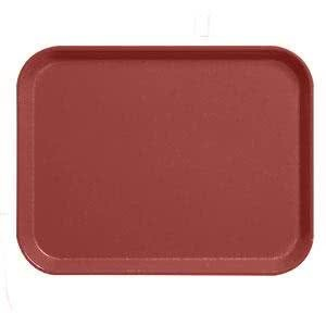 Cambro 1826CL675 Steel Red Camlite 18