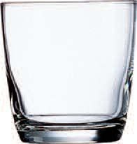 Cardinal 20873 Arcoroc Excalibur Old Fashioned Glass 10.5 oz. - 3 doz