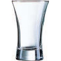Cardinal 21554 Arcoroc Hot Shot Whiskey Glass 1.25 oz. - 2 doz