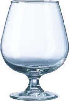 Cardinal 23876 Arcoroc Excalibur Brandy Glass 17 oz. - 2 doz