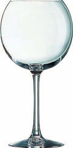 Cardinal 47026  Chef & Sommelier Cabernet Balloon Wine Glass 20 oz. - 2 doz
