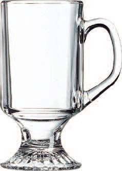 Cardinal 53403 Arcoroc Non-Tempered Irish Coffee Mug 10 oz. - 2 doz