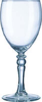 Cardinal 54842 Arcoroc Siena Tall Wine Glass 8.5 oz. - 3 doz