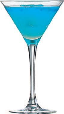 Cardinal 61015 Arcoroc Signature Cocktail / Martini Glass 5 oz. - 2 doz