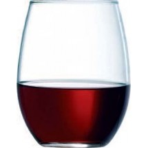 Cardinal C8304 Arcoroc Perfection Stemless Wine Glass 21 oz. - 1 doz