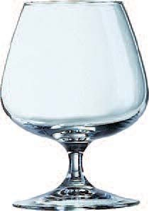Cardinal E9336 Arcoroc Signature Brandy Glass 13-3/4 oz. - 16 pcs
