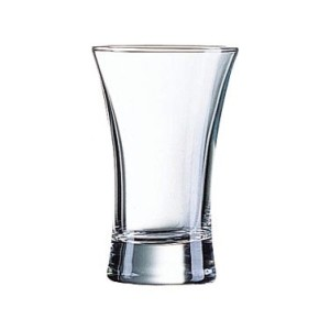 Cardinal G2639 Arcoroc Hot Shot Cordial Glass 2.5 oz. - 4 doz