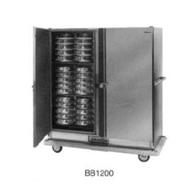 Carter-Hoffmann BB1000 Convertible Carter Mobile Banquet Cart, 96-Plate Capacity
