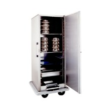 Carter-Hoffmann BB1848 Space-Saver Convertible Carter™ Banquet Cart, 48 Plate Capacity