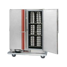 Carter-Hoffmann BR1000 EnduraHeat™ Heat Retention Banquet Cart, 120 -Plate Capacity
