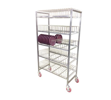 Carter-Hoffmann BSR180 Induction Base Drying Rack, 180 Capacity