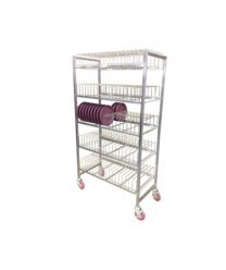 Carter-Hoffmann BSR270 Induction Base Drying Rack, 270 Capacity