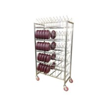 Carter-Hoffmann DMR100 Dome Drying Rack