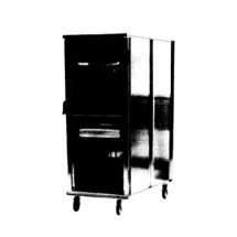 Carter-Hoffmann E8612V Enclosed Storage Cabinet with Hinged Doors, Unheated, Universal Pan Slides
