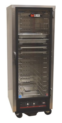 Hoffmann HL1-8 hotLOGIX Half-Height Heated Holding Cabinet