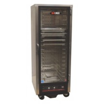 Carter-Hoffmann HL1-8 hotLOGIX Half-Height Heated Holding Cabinet