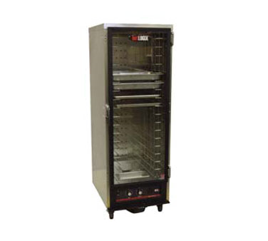Carter-Hoffmann HL2-18 hotLOGIX Full Height Heated Holding / Proofing Cabinet