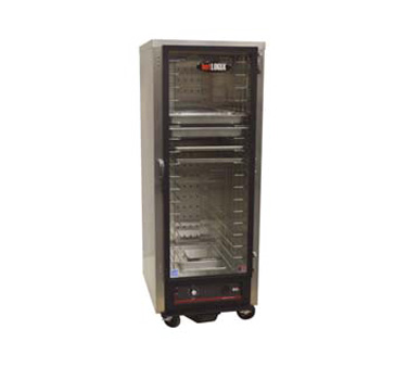 Carter-Hoffmann HL3-18 hotLOGIX Full Height Heated Holding Cabinet