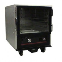 Carter-Hoffmann HL3-8 hotLOGIX Half Height Heated Holding Cabinet