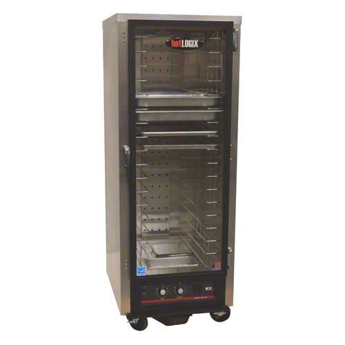 Carter-Hoffmann HL4-14 hotLOGIX Insulated Heated Holding / Proofing Cabinet, 3/4 Height