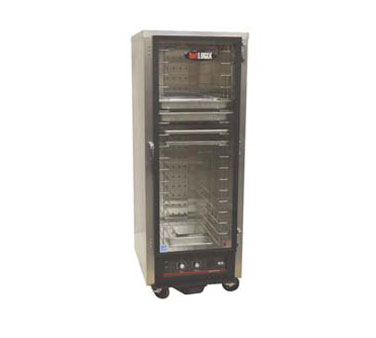 Carter-Hoffmann HL4-18 hotLOGIX Insulated Heated Holding / Proofing Cabinet, Full Height
