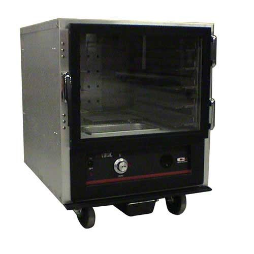 Carter-Hoffmann HL4-5 hotLOGIX Insulated Heated Holding / Proofing Cabinet, Undercounter