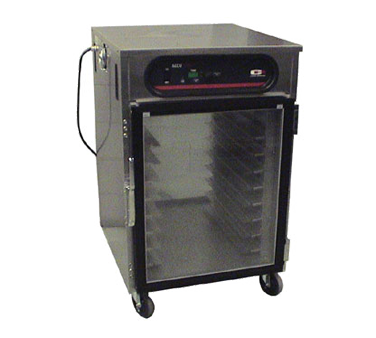 Carter-Hoffmann HL7-8 hotLOGIX Heated Holding Cabinet, Half-Height
