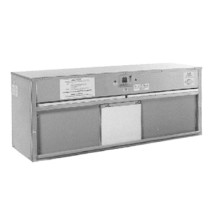 Carter-Hoffmann HP65 Shelf Mounted Plate Warmer, 314 lb. Capacity