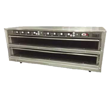 Carter-Hoffmann MC243S-2T Modular Holding Cabinet, Side Loaded