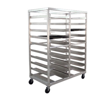 Carter-Hoffmann O1620 Aluminum Pan Rack, 20 Oval Trays
