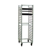 Carter-Hoffmann O1838C End Load Pan Rack with Open Sides, 8 Trays